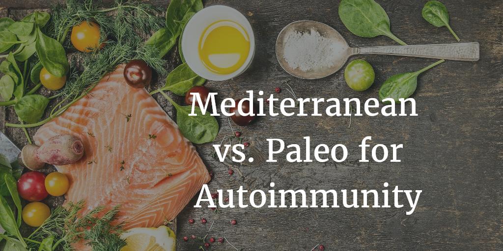 mediterranean diet anti-inflammatory